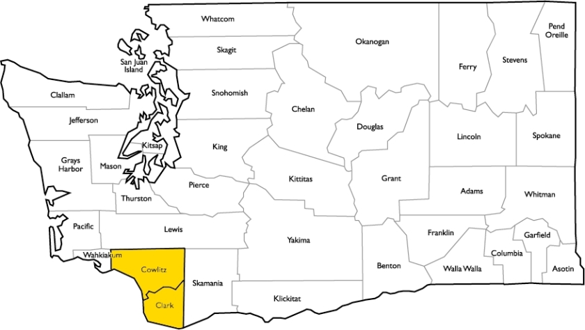 Washington State -Prelim